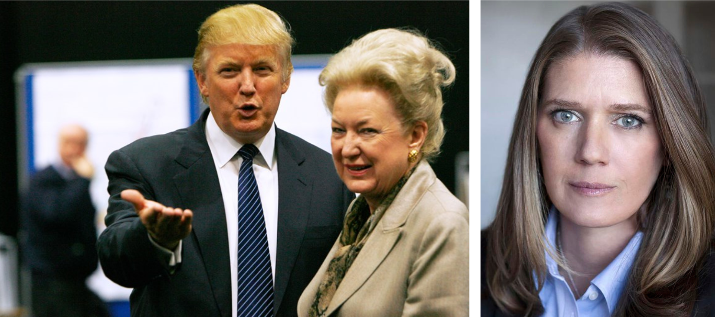 Trump's sister says he has 'no principles' and 'you can't trust him'